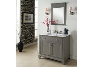 Contemporary bathroom vanity 36