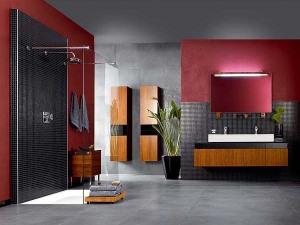 Contemporary bathroom vanity light fixtures