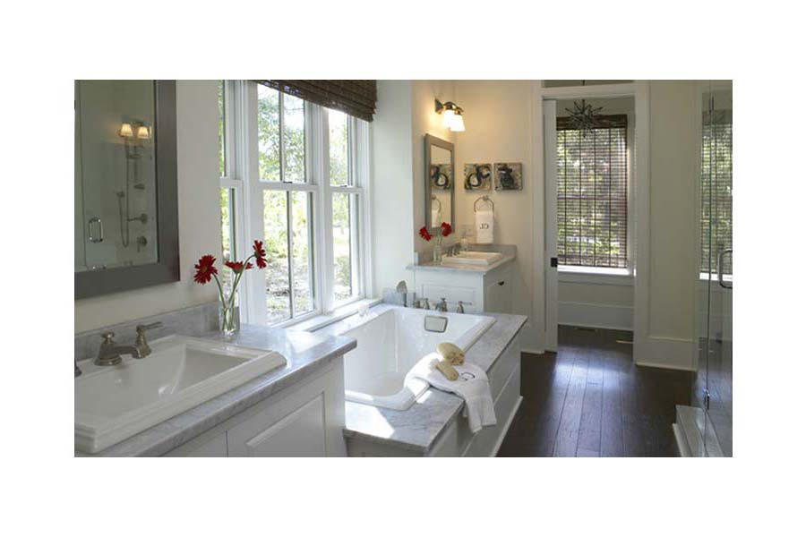 Country Cottage Bathroom Vanities