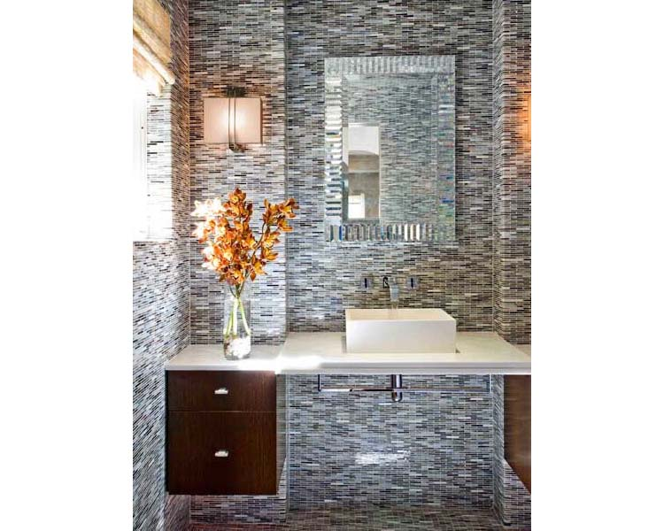 Designer bathroom vanities and sinks