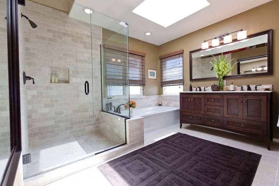 Double bathroom vanities for sale
