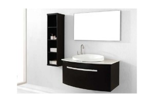 Flack floating bathroom vanity