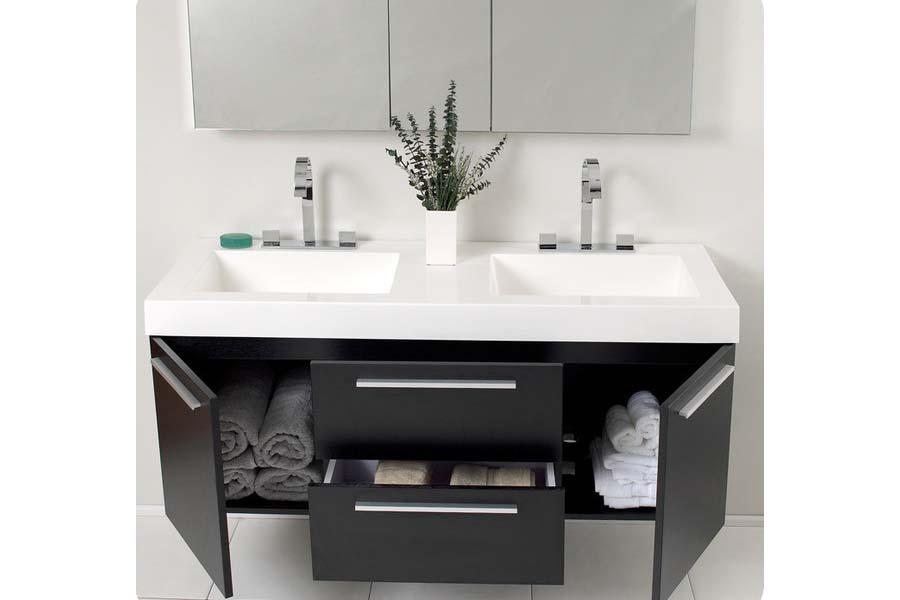 Floating bathroom vanity lowes
