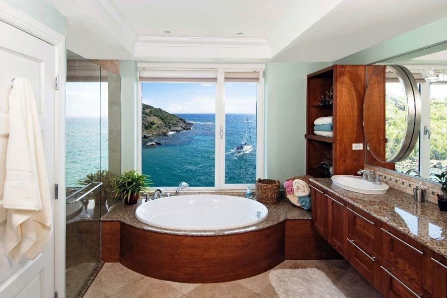 Granite bathroom vanity tops pictures