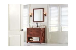 Home depot bathroom vanities 36