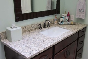 Home depot bathroom vanity countertops