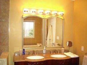 Home depot bathroom vanity light fixtures
