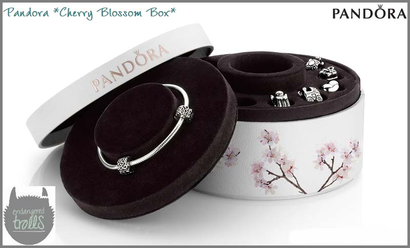 Pandora bracelet gift box