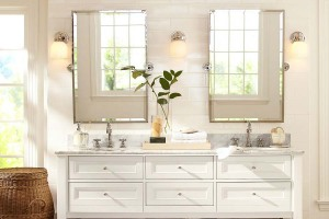 Pottery barn bathroom vanity mirrors