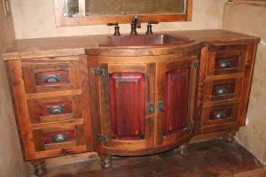 Rustic-Bathroom-Vanities-Cabinets