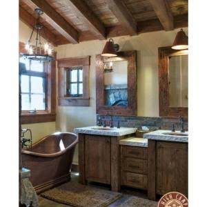 Rustic-Country-Bathroom-Vanities