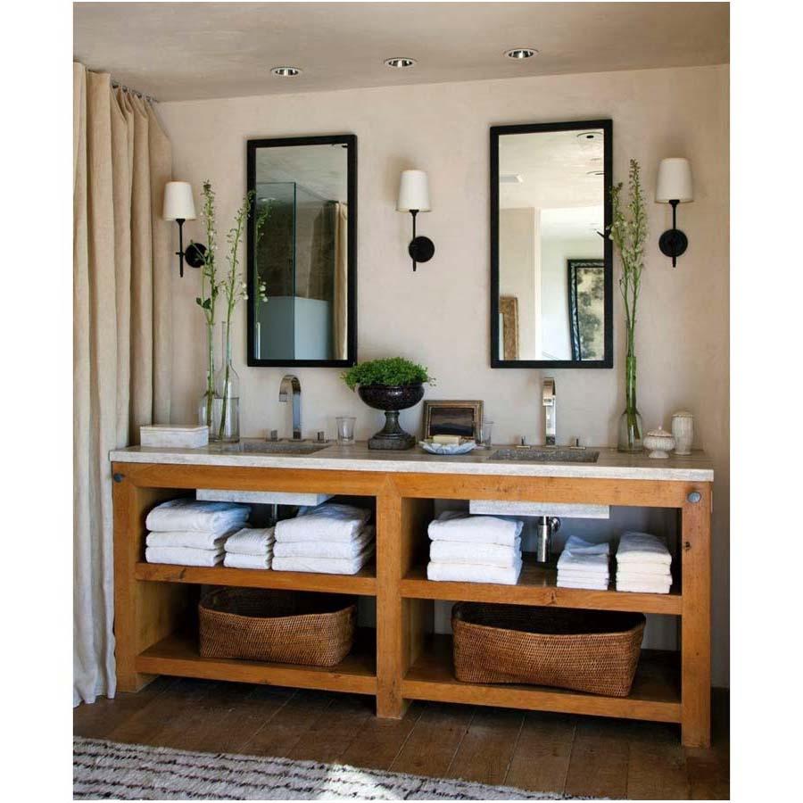 Rustic-Pine-Bathroom-Vanities