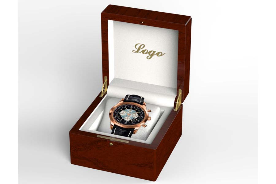 Small Personalized Watch Box. Picture: Christopher William Adach Source:Flickr.