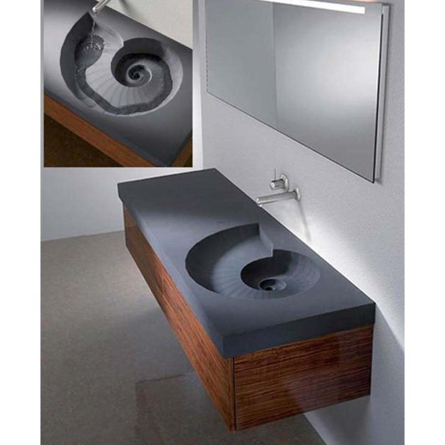 Unique Bathroom Vanity Units