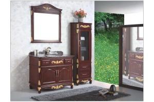 VIntage bathroom vanity sink cabinets