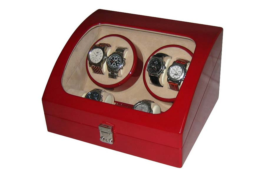 Watch box automatic winder