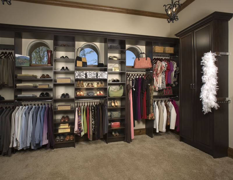antique stand alone closet