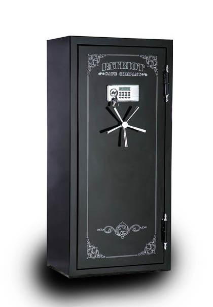 built in closet gun safe