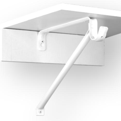 closet adjustable shelf brackets