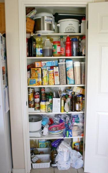 closet organizers for pantry