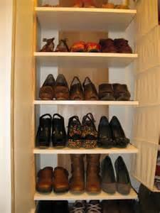 closet shoe storage racks