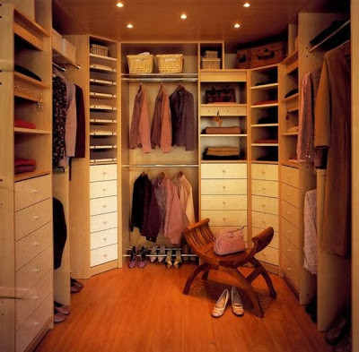 custom closet organization ideas