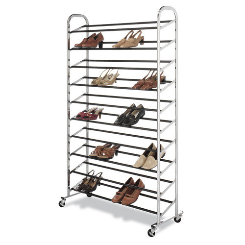 shoe racks for closet target
