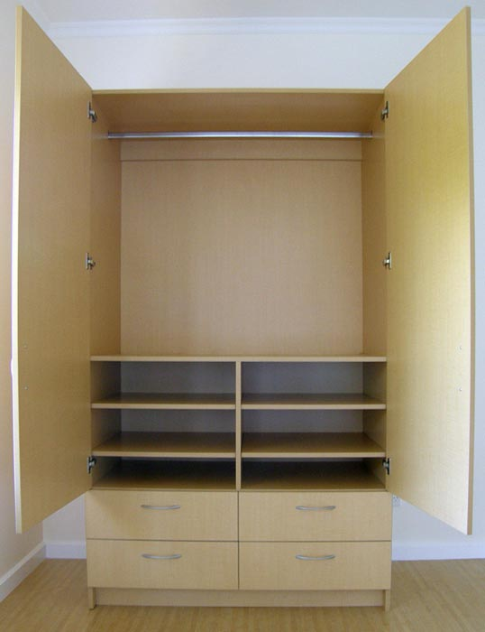 stand alone closet drawers