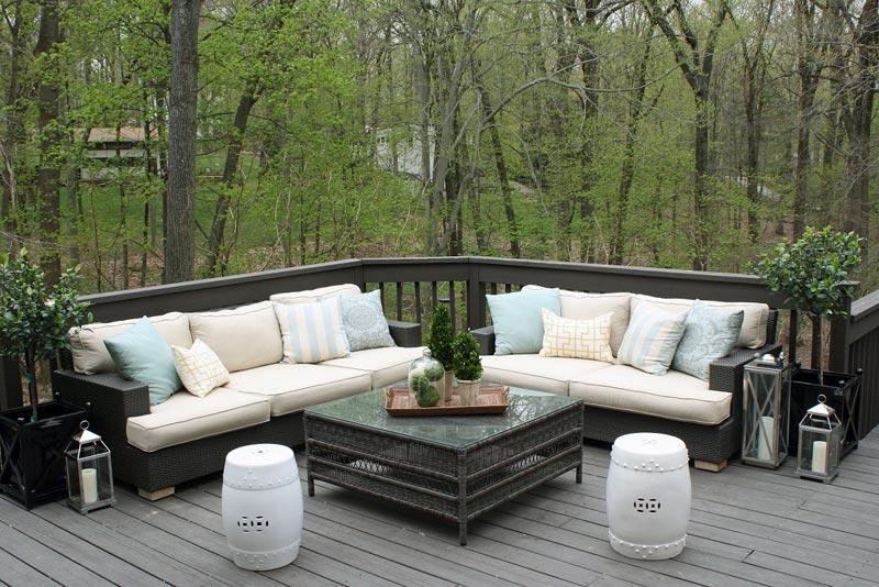Cushions For Garden Furniture Homebase