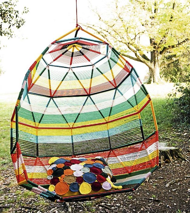 Funky Garden Furniture Designs