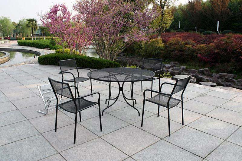 Metal Garden Furniture Ebay