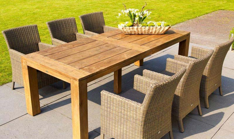 Royal Arrow Teak Garden Furniture