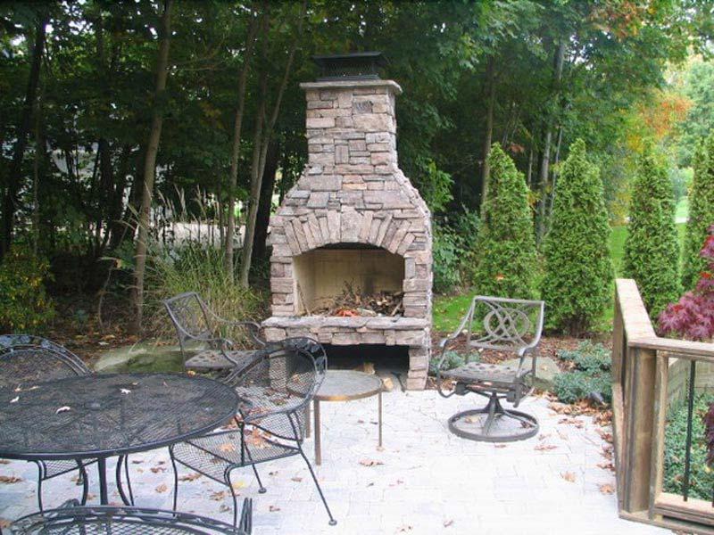 Stone Garden Furniture Wrought