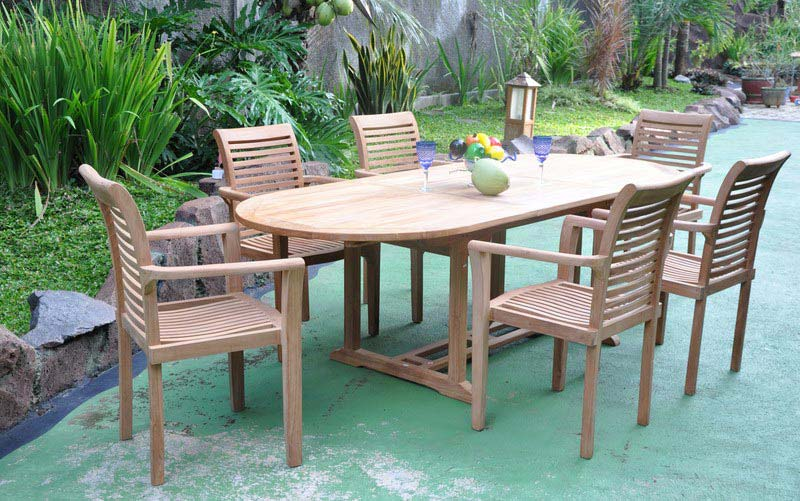 Teak Outdoor Dining Furniture