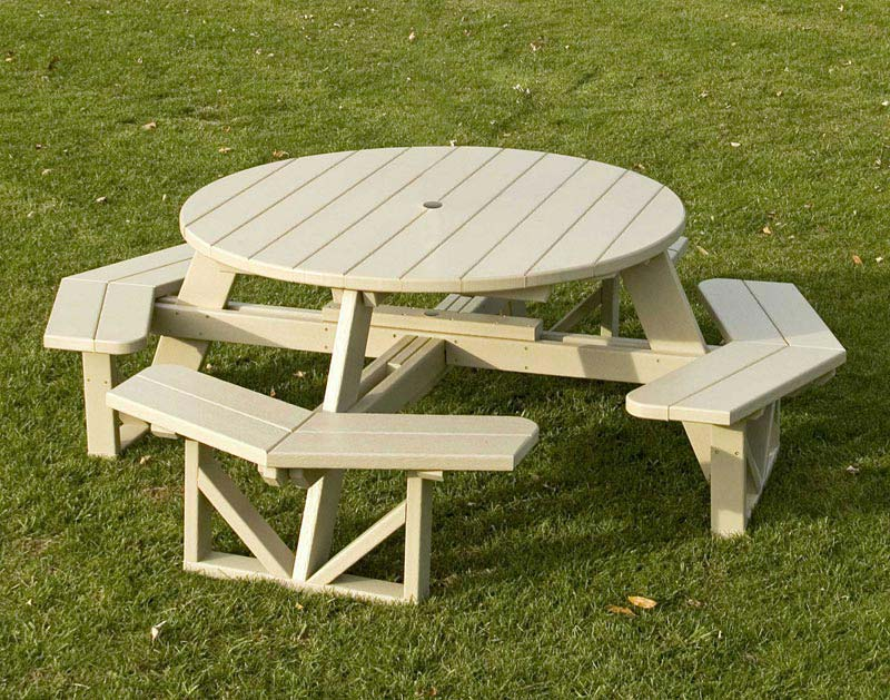 Wooden Garden Table Bench