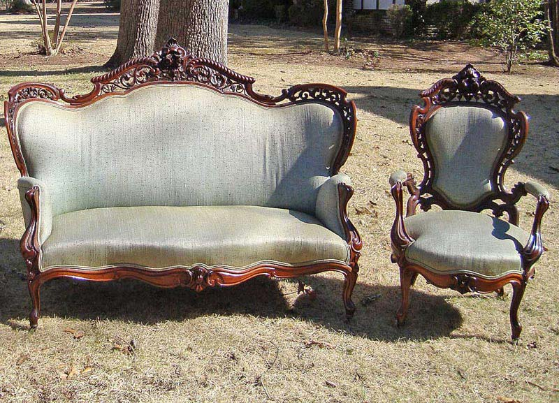 Antique Garden Furniture Ebay