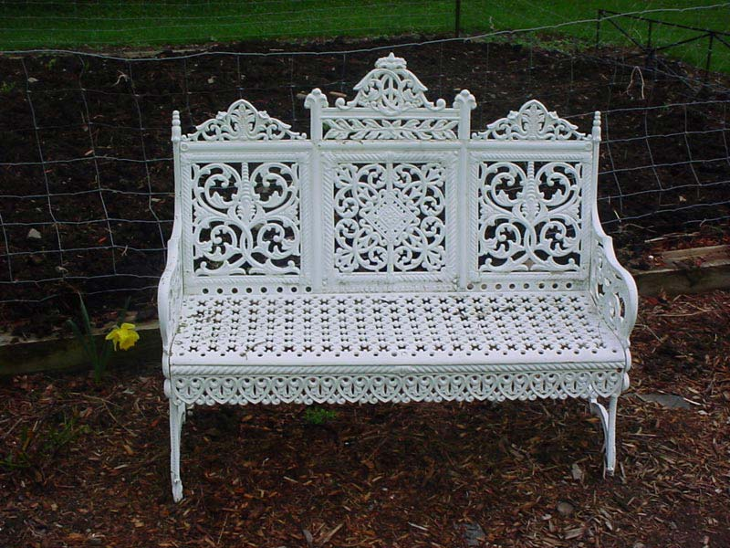 Antique Garden Furniture Essex