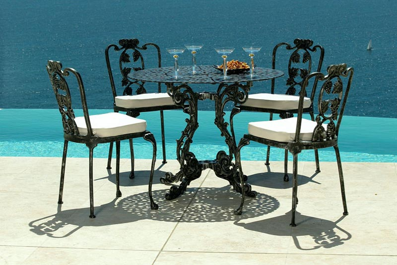 Barlow Tyrie Garden Furniture Wrought