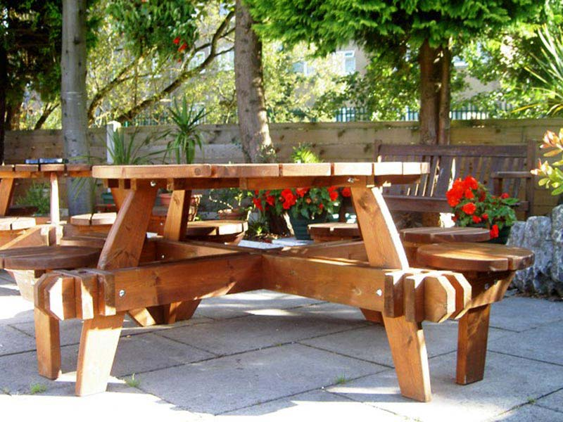 Beer Garden Furniture Edmonton