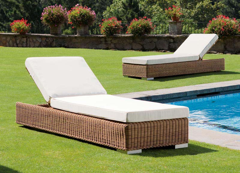 Garden Furniture Sun Loungers
