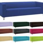 : Ikea Klippan 4 Seater Sofa Cover