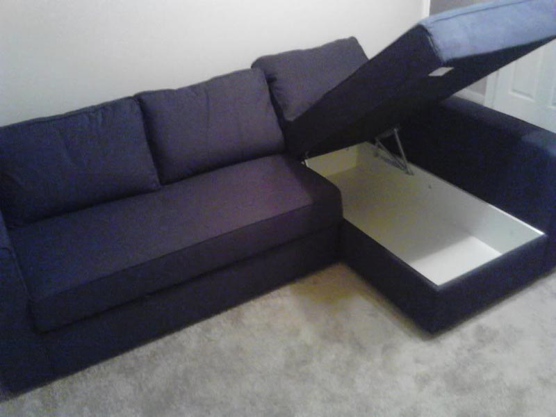 Ikea L Sofa Bed