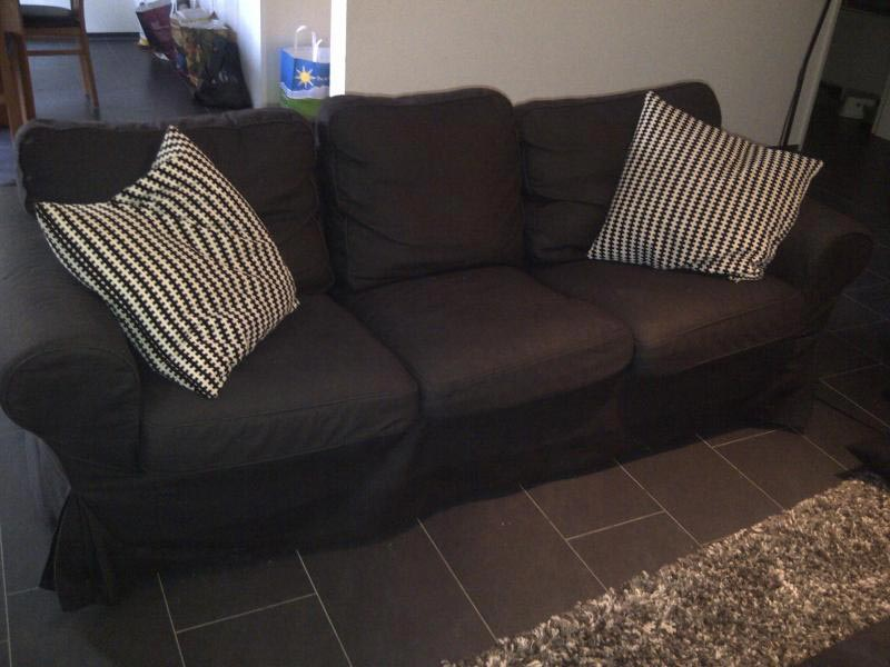 Ikea Sofa 3 Seater