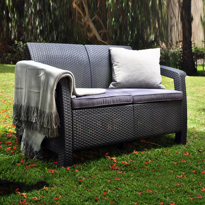 Outdoor Wicker Furniture With Sunbrella Cushions