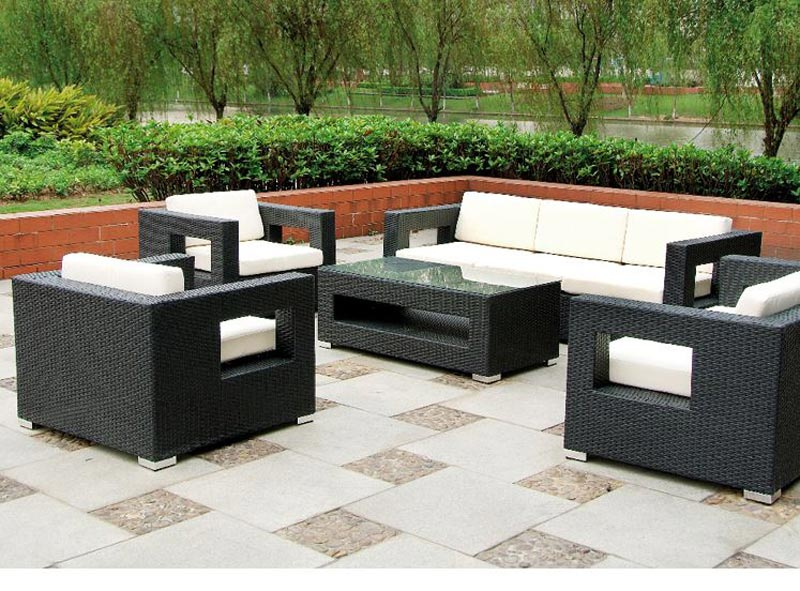 Rattan Outdoor Furniture China