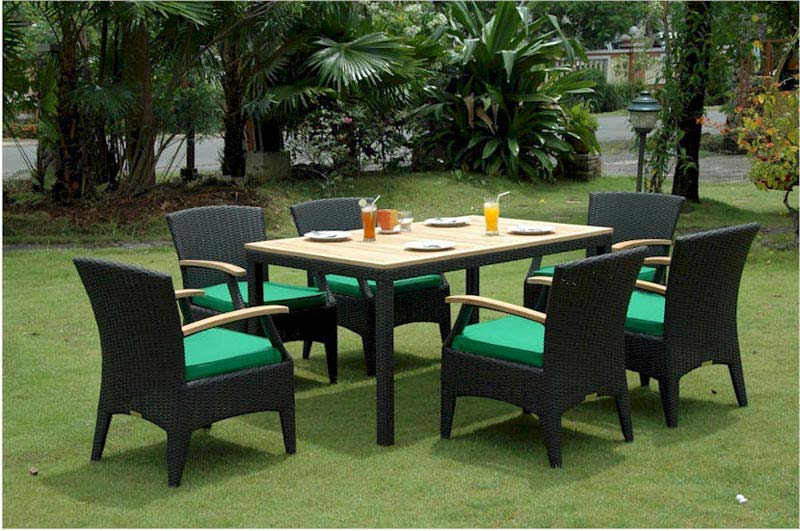 Rattan Patio Set Quantity