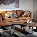 : Sofa Ikea Leather