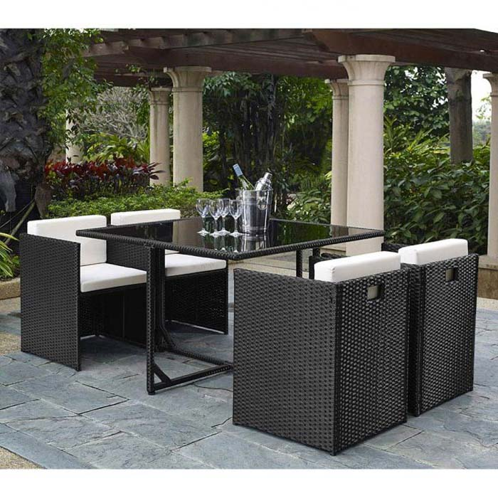 Wicker Garden Furniture Argos