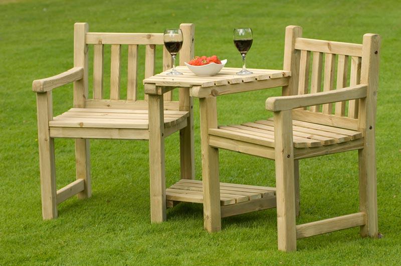 Wooden Garden Chairs Wooden