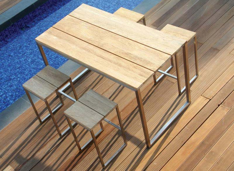 Wooden Outdoor Furniture Australia